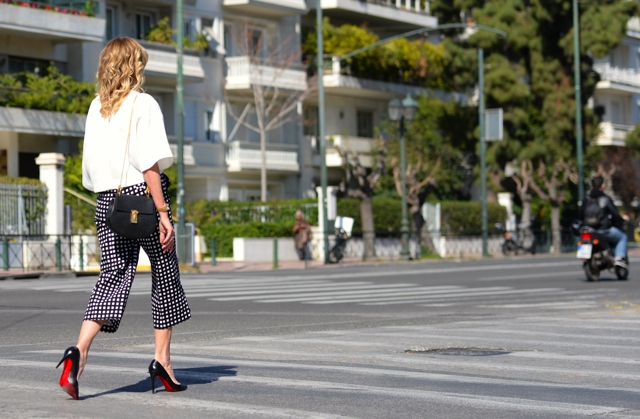 Athens Street Style | Culottes and the City Plus $500 Giveway