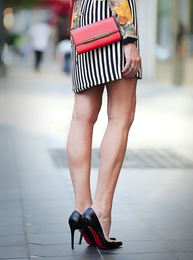 Dallas Street Style- Mary Katrantzou dress TrendSurvivor08