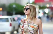 Dallas Street Style | Mary Katrantzou Dress