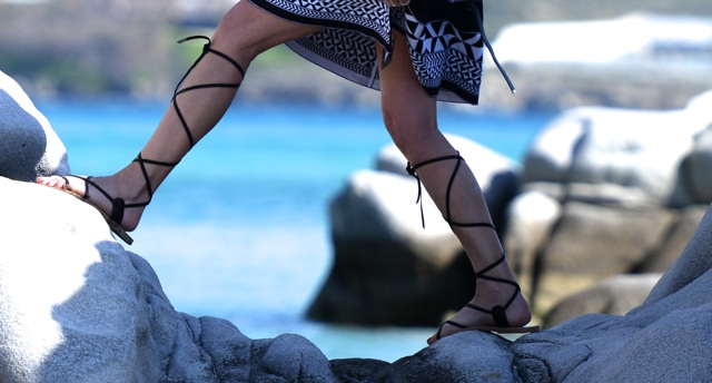 Isabel Marant Gladiator sandals TrendSurvivor