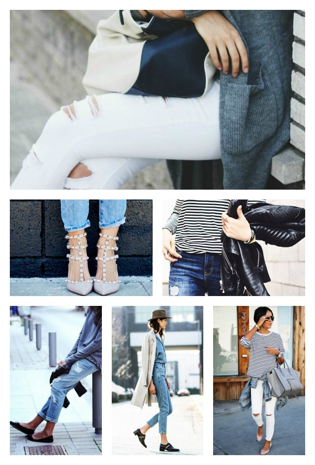 Jeans to flatter your body shape