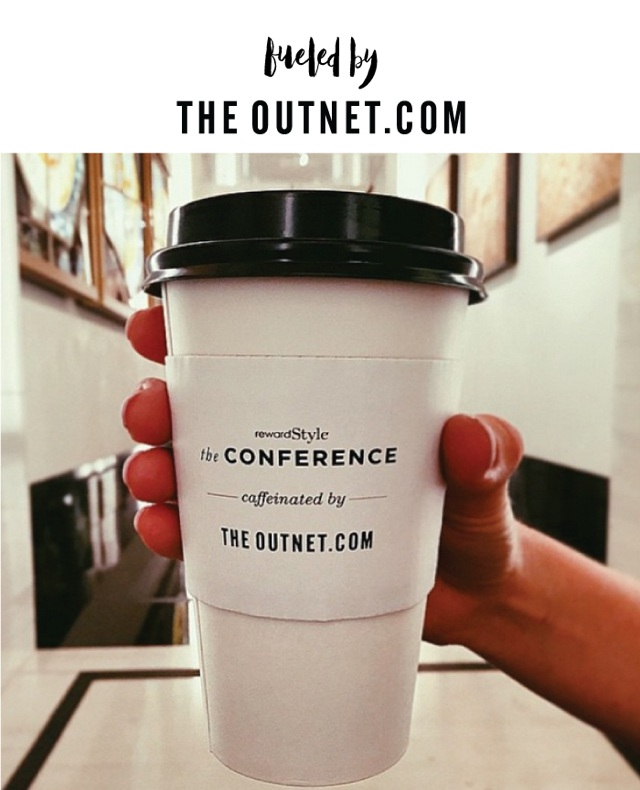Outnet coffee cap