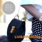 Win $500 Gift Card | TrendSurvivor X LuisaViaRoma Giveaway is Back