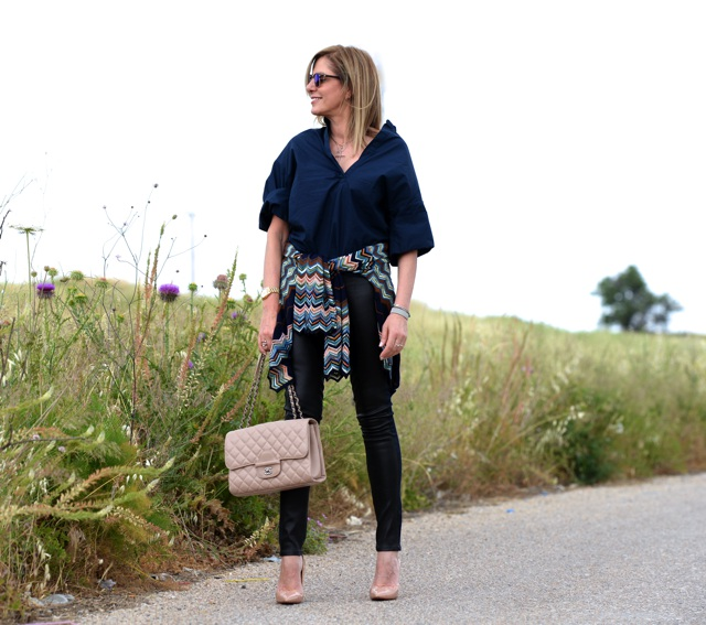 Casual chic Spring Summer outfit Street Style 10