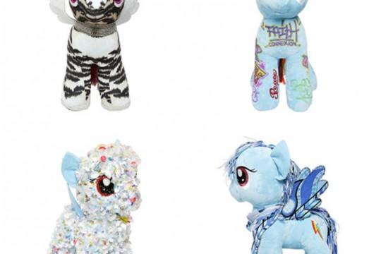 Designer My Little Pony for Save the children