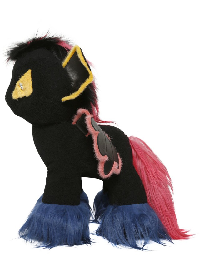 little pony for Save the Children by Fendi