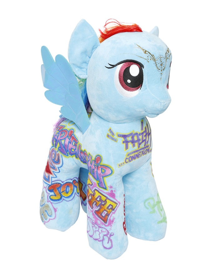 My little pony for Save the Children by Fath Connection