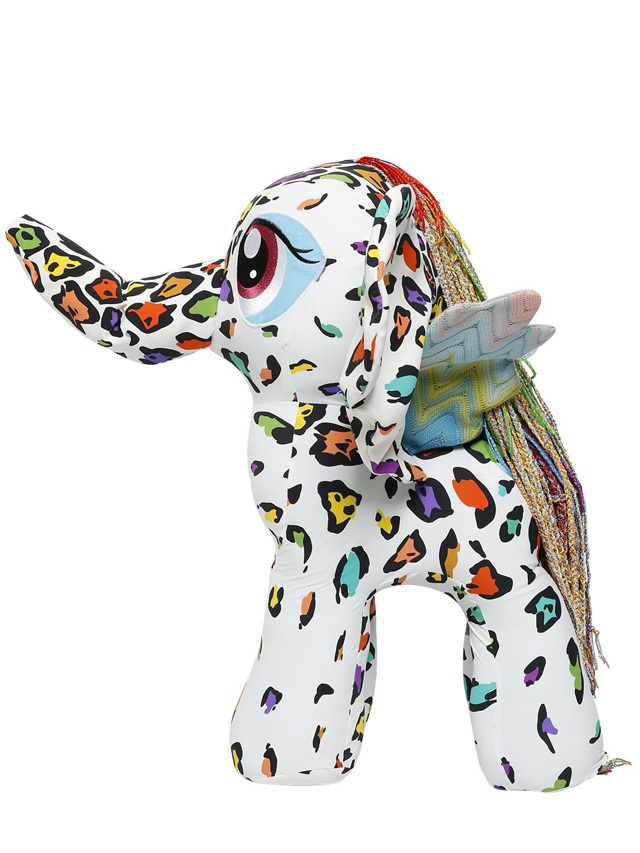 My little pony for Save the Children by Missoni