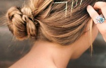 Stylish Hairstyles | 20 Bobby Pins Ideas