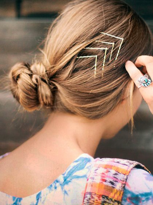 Hair ideas with hair pins 03