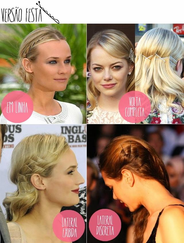 Hair ideas with hair pins 06