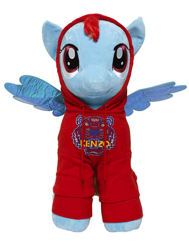 My little pony for Save the Children by Kenzo