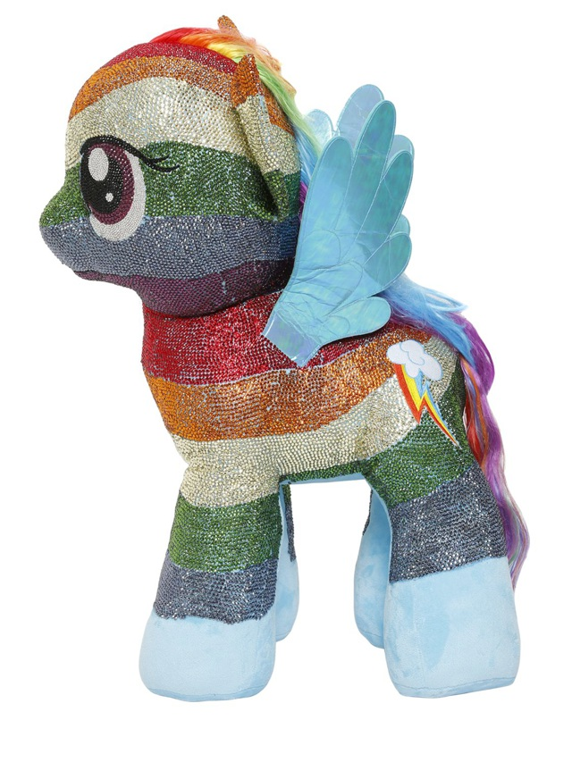 My little pony for Save the Children by LuisaViaRoma