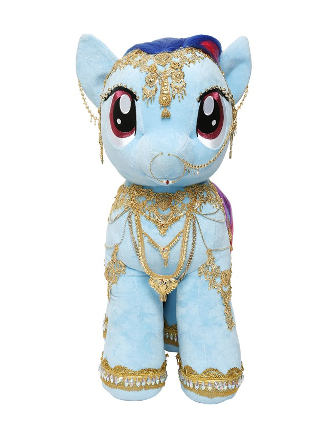 My little giant pony for Save the Children by Manish Arora