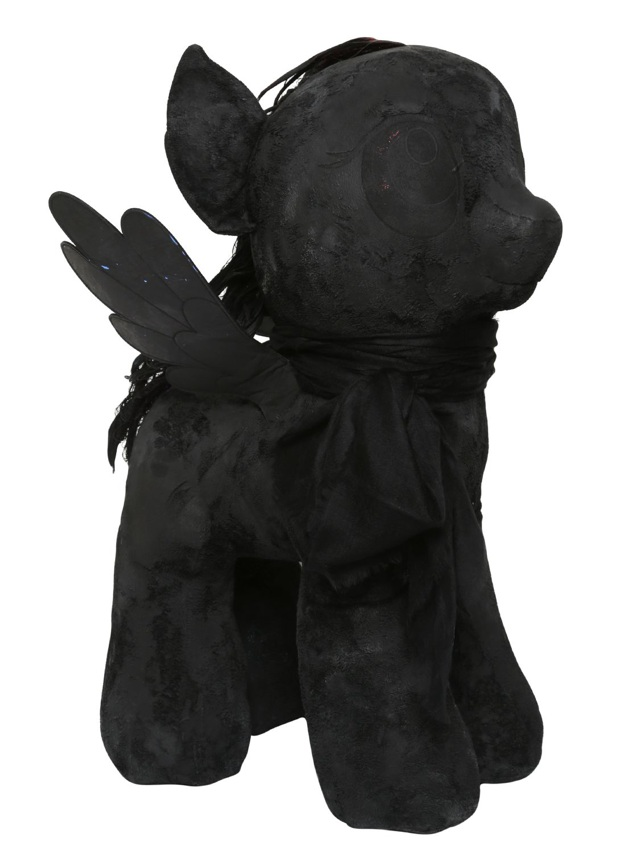 My little giant pony for Save the Children by Rick Owens