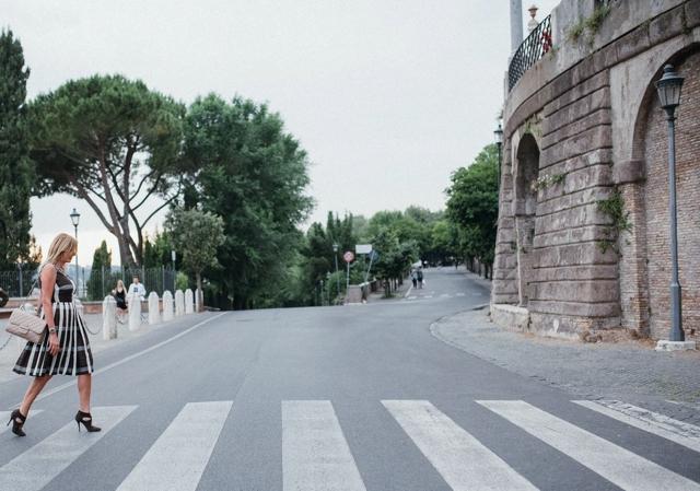 TrendSurvivor Italian Style, zebra crossing
