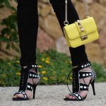 Friday Shoes Day | Tsakiris Mallas | Black and White Sandals Trend