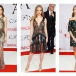 Celebrity Evening-wear | 2015 CFDA Awards Best Dressed
