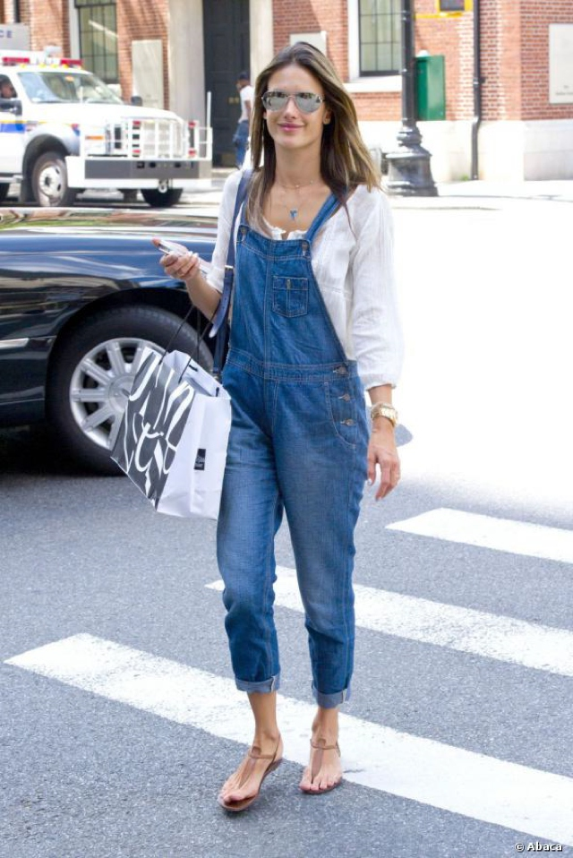 Overall Denim Jumpsuits Are In Trendsurvivor
