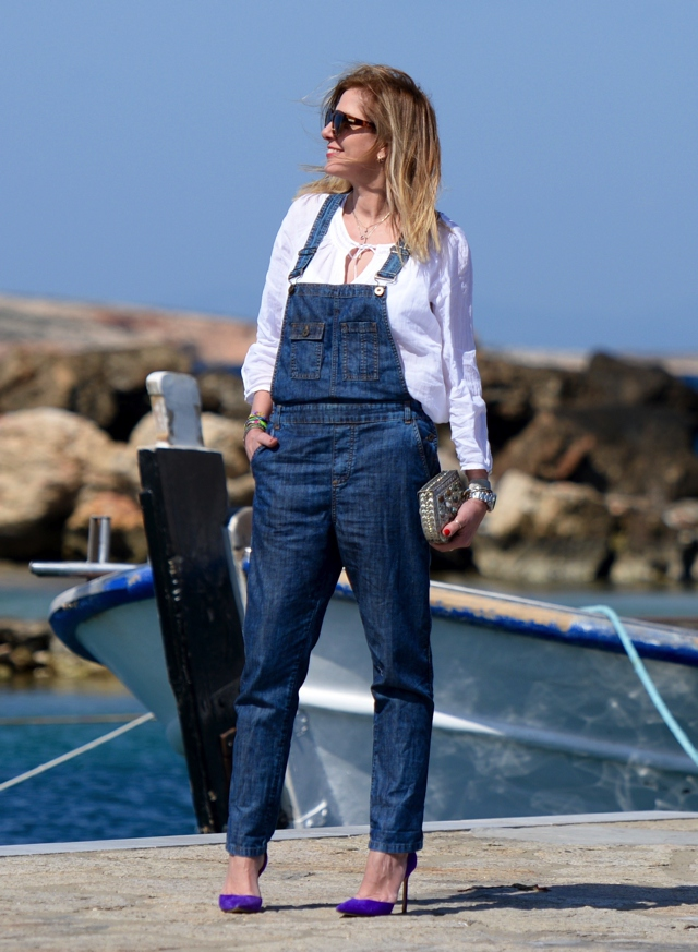 Jeans overalls blogger style02