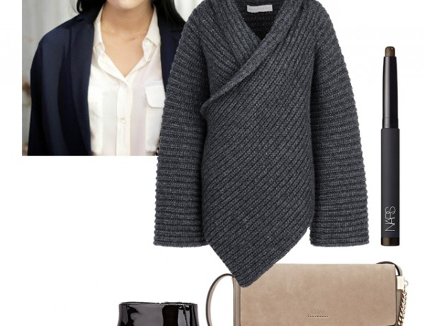 Erica Choi digital director Barneys Fall must haves