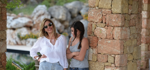 Mother Daughter Nina Niki Casual Everyday Street Style