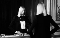 Style is Eternal | One Saint Laurent Le Smoking Tuxedo Jacket Three Smoking hot looks