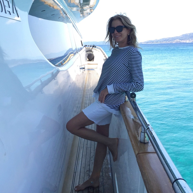 boat outfit Greece