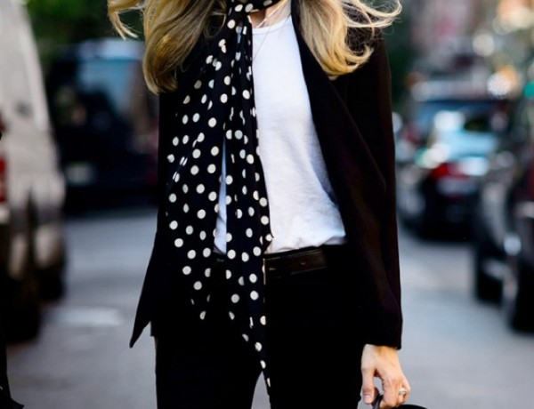 Joanna Hillman skinny scarf