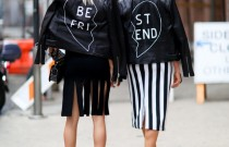 Fashion Update | Styling Minimalist Glamour black and white outfits