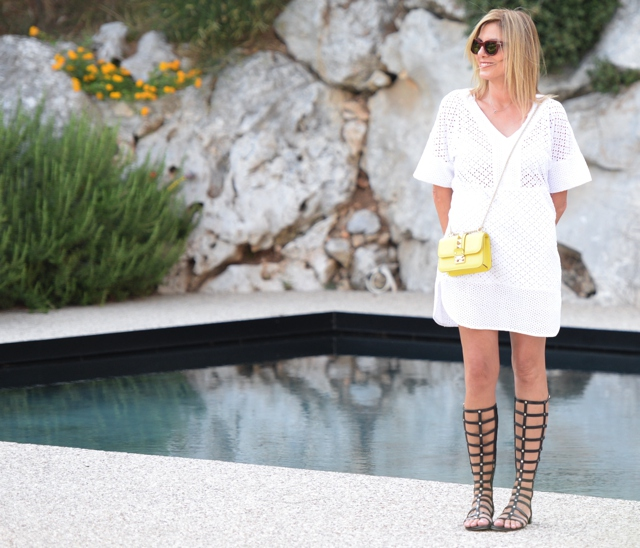 Street Style everyday warm weather outfit Nina Papaioannou