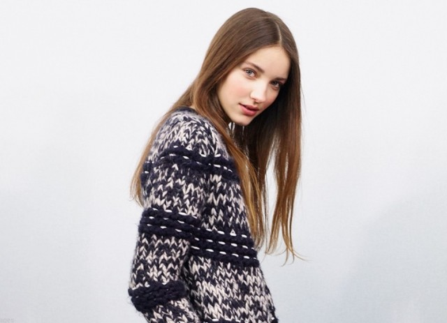 very long hair for Fall 2015