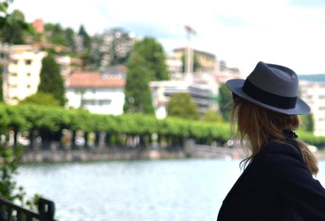 Maison Michel hat Nina Papaioannou Lugano