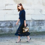 4 ways to wear the Flounce hem skirt ( and look chic )