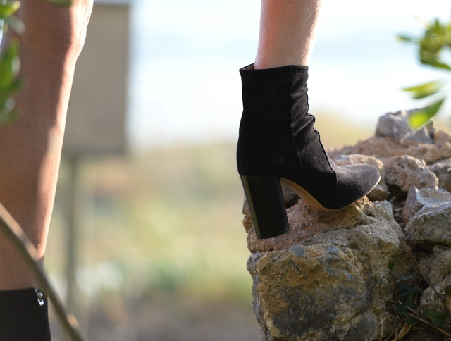 Ankle boots Isabel Marant Street style