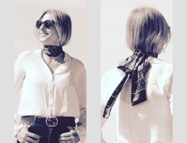 Skinny scarf 3