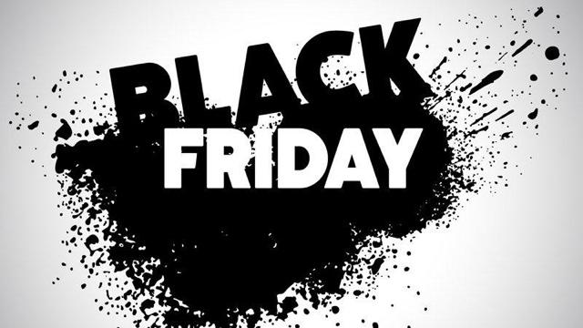 Black Friday sales splash