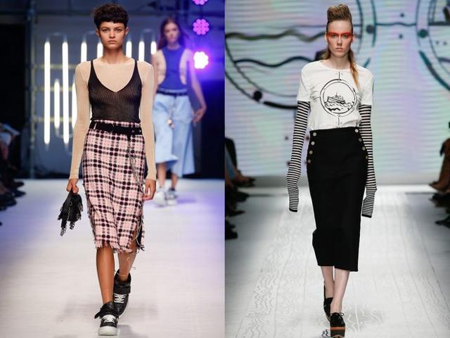 MSGM Spring 2016, Max Mara Spring 2016 reverse layering,  Refresh your Wardrobe