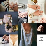 Style Secrets | More or less the 6 rules for stacking jewelry