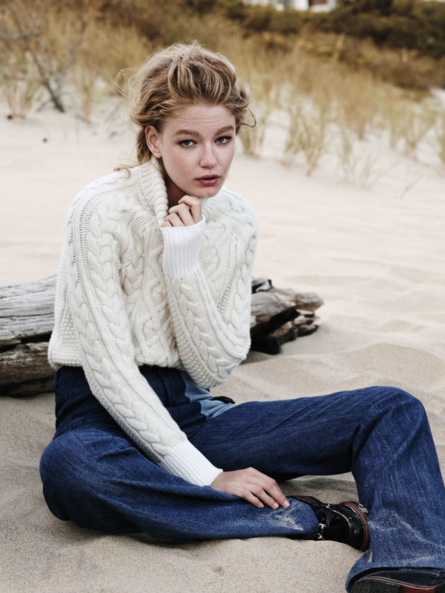 best-sweaters white cable knit