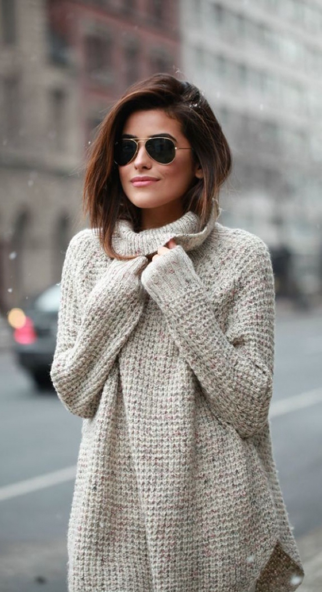 comfortable loose fit stylish sweaters