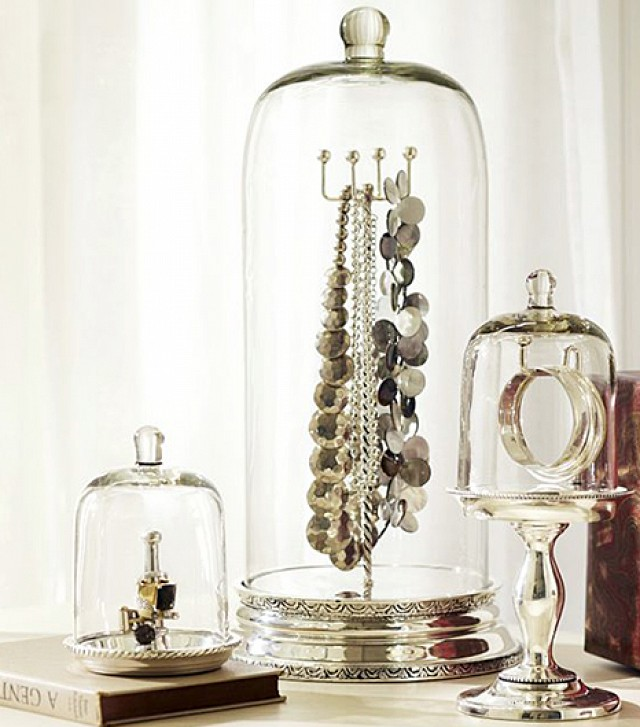 jewelry display ideas kitchenware