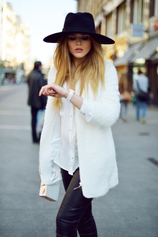 How to wear hats street style inspiration06