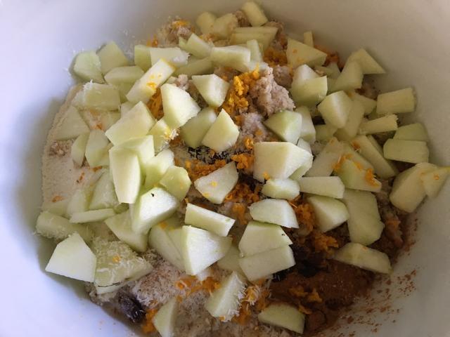 Quinoa Muffins recipe