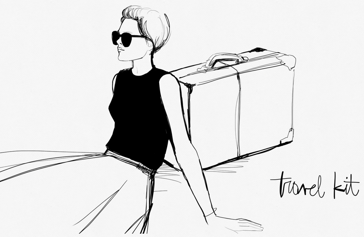 travel-diary - illustration- garance-dore