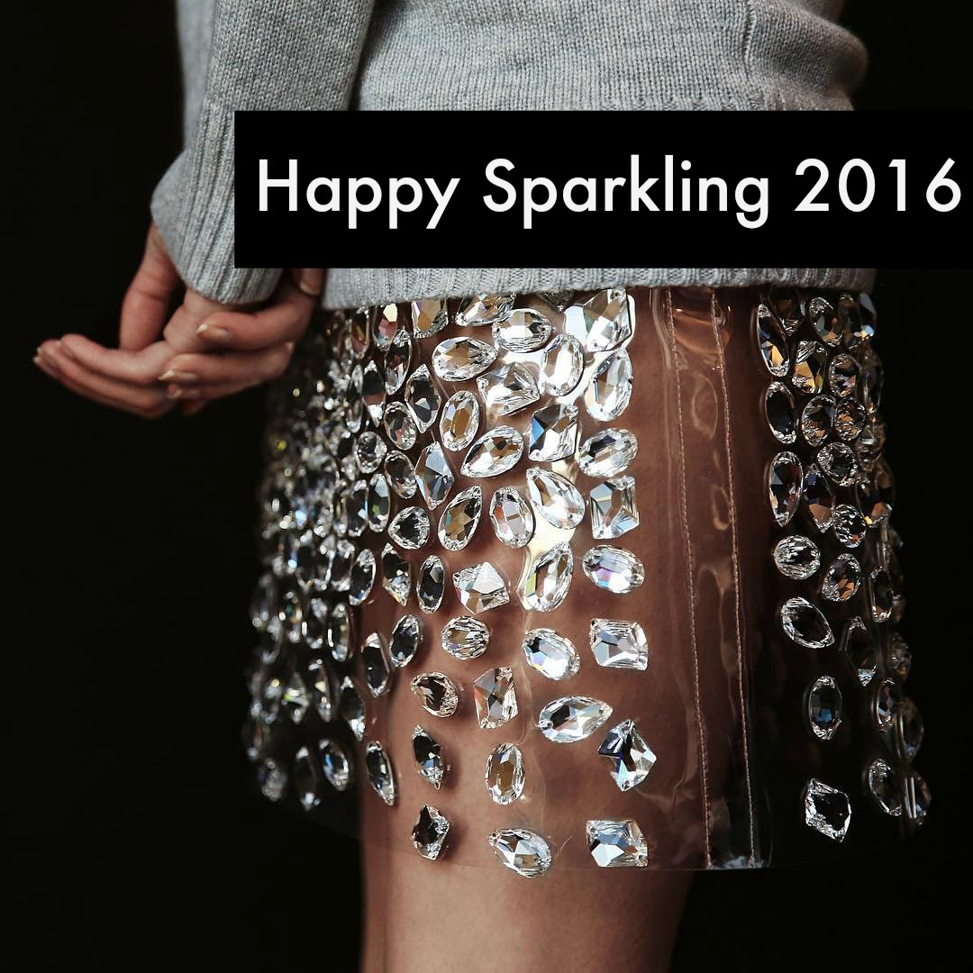 Wishing you a happy sparkling 2016