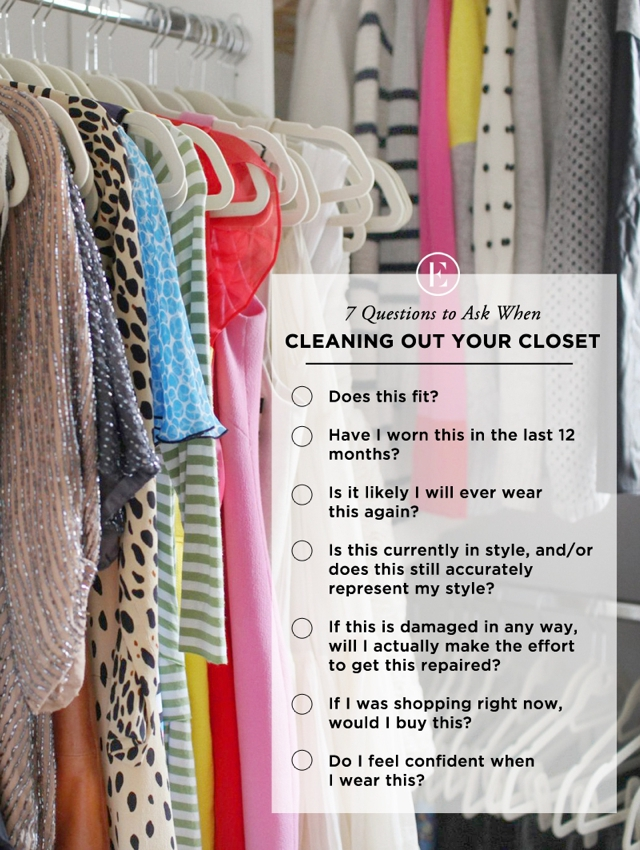 7 questions for Spring Cleaning