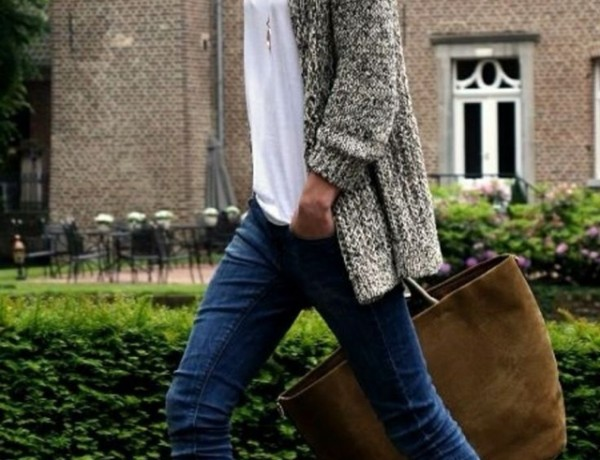 Casual Long Cardigan00