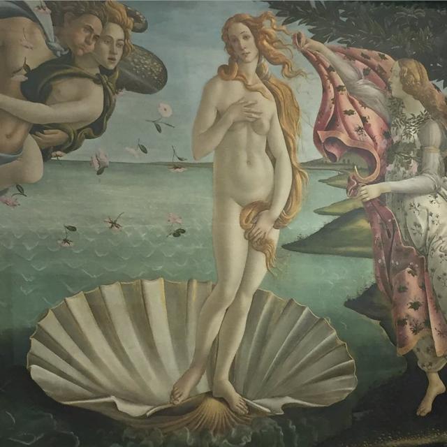 Venus Uffizi gallery