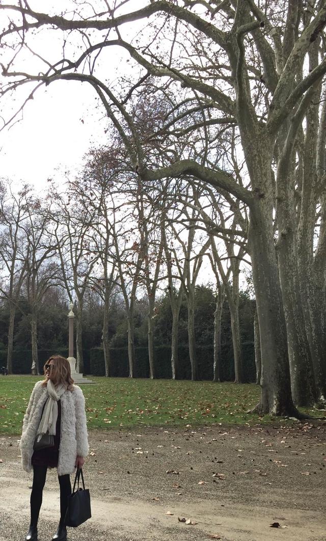 Nina Papaioannou Boboli Gardens